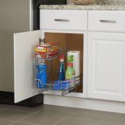 Household Essentials Glidez Under Sink Sliding Organizer
