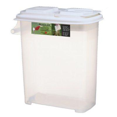 Woodlink Storage Container, 32 Quarts