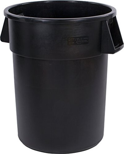 Carlisle Bronco Round Waste Container Only