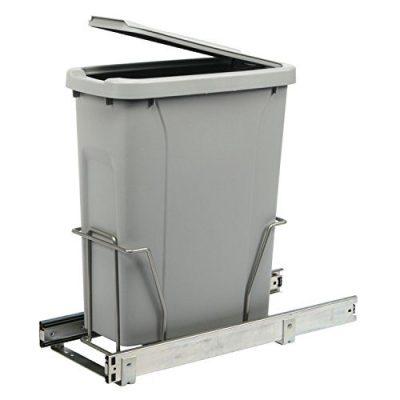 Knape & Vogt in-Cabinet Pull Out Trash Can
