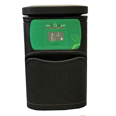 Home Composter for Pet and Kitchen Waste - Electric Compost Container