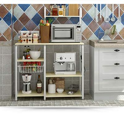 Beyonds Kitchen Baker's Rack Utility Microwave Oven Stand Storage