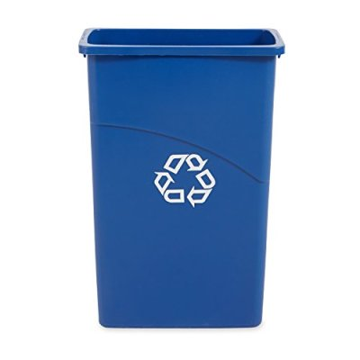 Rubbermaid Slim Jim Waste Container