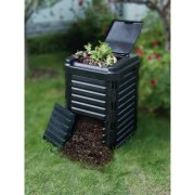 Tierra Garden (300L) Composter,Made of 90-Percent Recycled Material