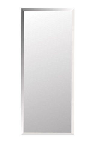 """Jensen Bevel Mirror Medicine Cabinet, 16"""" x 36"""""""