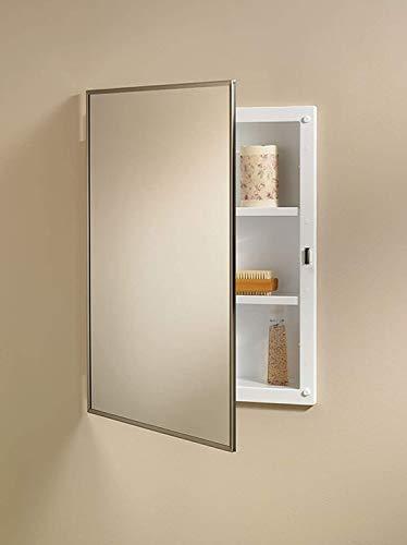 Jensen Basic Styleline Recessed Mount Medicine Cabinet