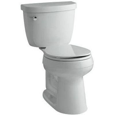 KOHLER Cimarron Comfort Height Two-Piece Round-Front