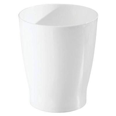 iDesign Franklin Wastebasket Trash Can, Waste Basket Garbage Can