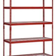 Muscle Rack 5-Shelf Steel Shelving Unit