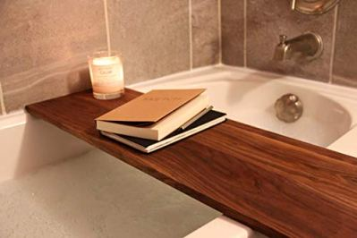Premium Adjustable Bath Tray Fits Standard Size Tubs, Free Shipping
