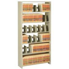 Snap-Together Steel Seven-Shelf Closed Starter Set