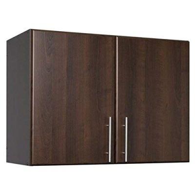 Prepac Espresso Elite Stackable Wall Cabinet