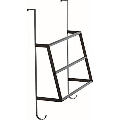 Delta Over-The-Door Triple Towel Rack in SpotShield Venetian Bronze
