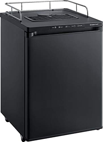 EdgeStar 24 Inch Wide Kegerator Conversion Refrigerator