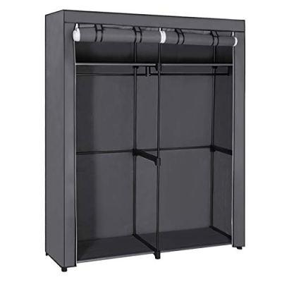 SONGMICS Closet Storage Organizer, Portable Wardrobe