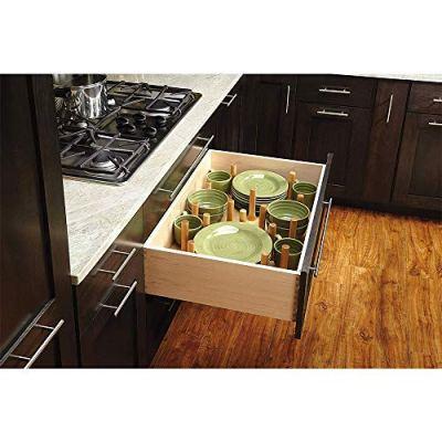 Rev-A-Shelf 30 x 21 Inch Wood Peg Board System