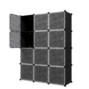 "KOUSI Portable Cube Storage - 14""x14"" Cube Cube Organizer Storage Organizer"