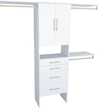 ClosetMaid SuiteSymphony Modern 25-Inch Closet Organizer