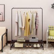 Clothes Rack Metal Garment Racks Heavy Duty Indoor Bedroom