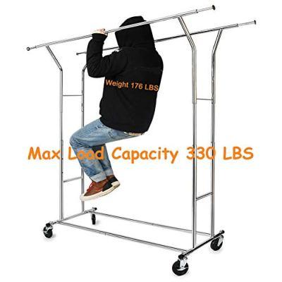 HOKEEPER 330 Lbs Load Capacity Commercial Grade Clothing Garment Racks