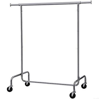 SONGMICS Clothes Garment Rack Heavy Duty Maximum Capacity 300 lb