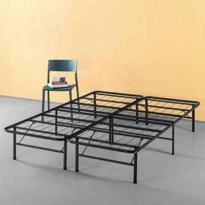 Zinus Callie 14 Inch Classic SmartBase Mattress Foundation / Platform Bed Frame