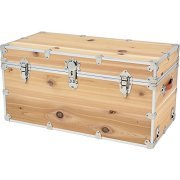 Rhino Trunk and Case Knotty Cedar Trunk, XX-Large