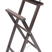 WHP Garment Valet Stand- Brown Metal