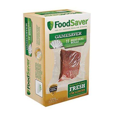 """FoodSaver GameSaver 11"""" x 16' Vacuum Seal Roll"""