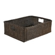 The Basket Lady Under The Bed/Basic Wicker Storage Basket