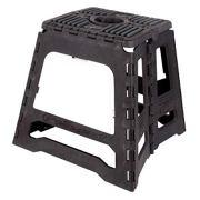 Polisport Fold Up Bike Stand (Black/White)