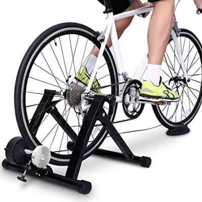 Bike Trainer Stand Magnetic Bicycle Stationary Stand For Indoor Exercise