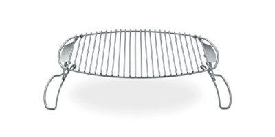 "Weber Stephen Products 22"" x 12"" Expansion Grilling Rack, Multicolor"