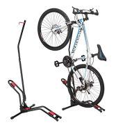ZUKVYE Bike Rack Floor Stand, Indoor Bicycle Storage Mount