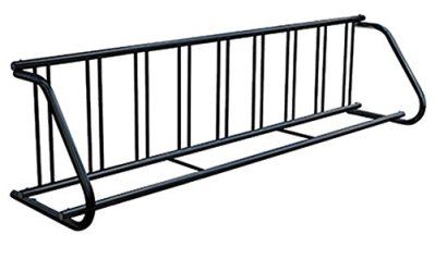 Kirby Built Products Powder-Coated Steel Traditional Bike Rack