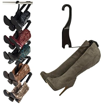 Boot Butler Boot Storage Rack As Seen On Rachael Ray - Clean Up Your Closet Floor