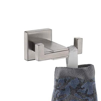 JQK Towel Hook, SUS 304 Stainless Steel Coat/Robe Clothes Hook