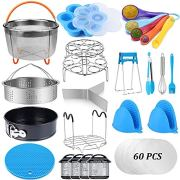Pressure Cooker Accessories Set Compatible with Instant Pot Accessories