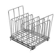 LIPAVI Sous Vide Rack-Model L10- Marine Quality 316L Stainless Steel-Square