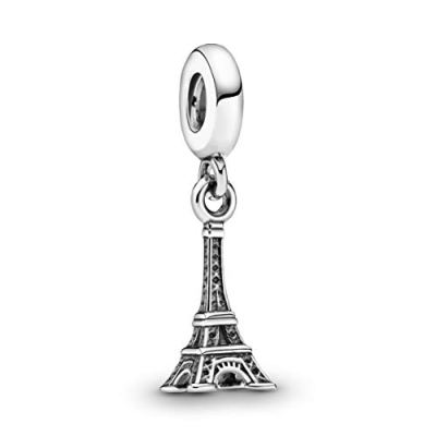 Pandora Jewelry - Eiffel Tower Charm for Women in Sterling Silver