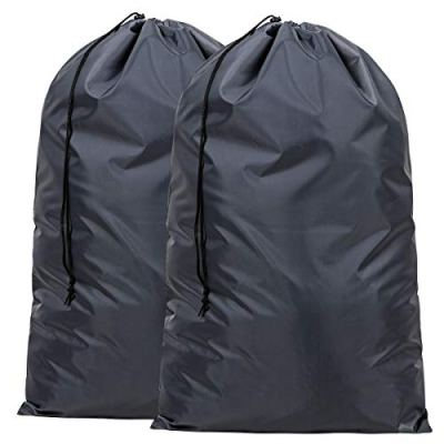WOWLIVE 2 Pack Extra Large Laundry Bag Rip-Stop Nylon Travel Bag