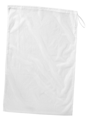 Whitmor Mesh Laundry Bag - White, 6154-111