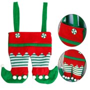 Treat With Handle Christmas Candy Bag Portable