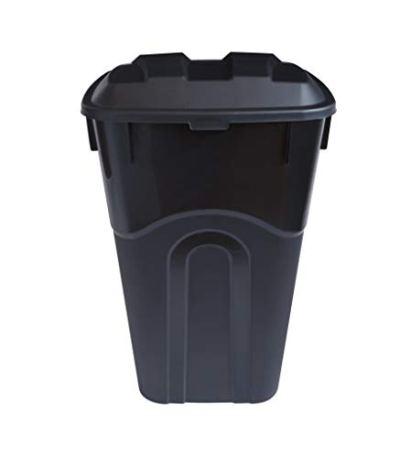 United Solutions 32 Gallon Outdoor Waste Garbage Bin