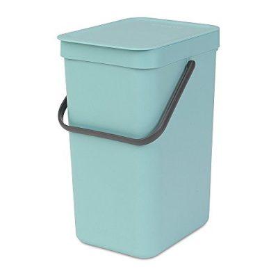 Mint Sort & Go Waste Bin