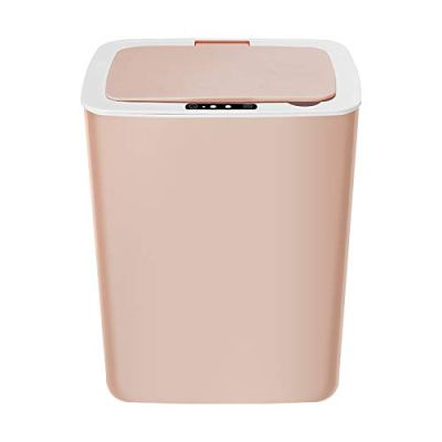 DSGC 3.7 Gallon Smart Trash Can Auto-Sensing USB Charging