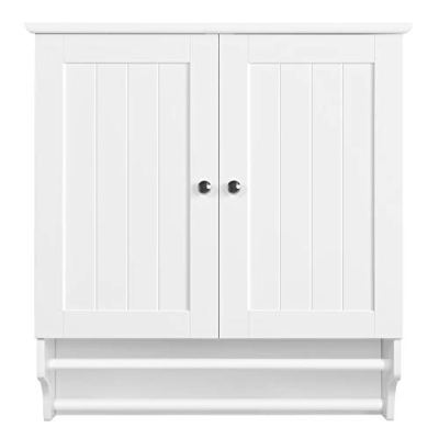 Wall Storage Cabinet Cupboard with Double Doors