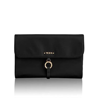 Organizer Travel Roll Storage Bag for Women - Black