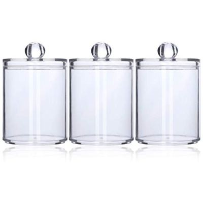 Bathroom Containers Dispenser 3 Pack