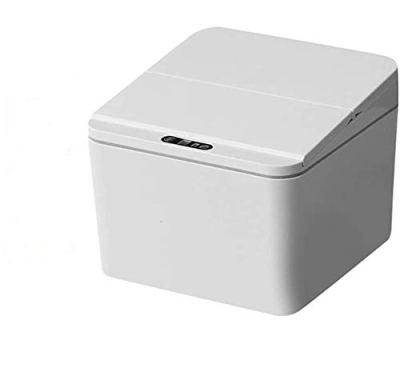 Square Sensor Container Bin Smart Trash